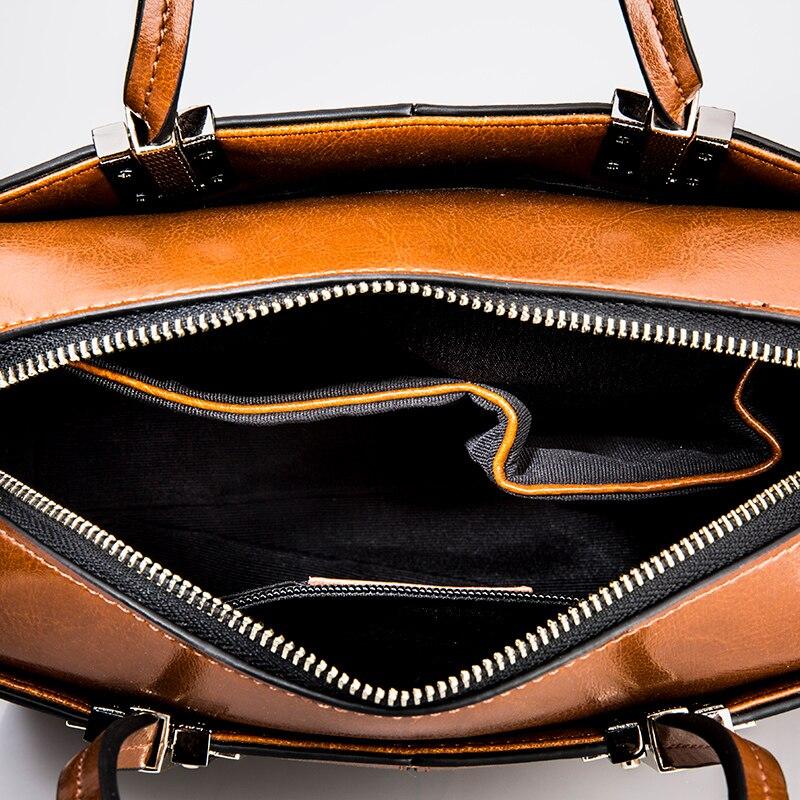LUODUN 2018 Fashion Avant-garde Ny vår-sommar läder liten väska - Handväskor - Foto 4