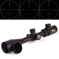 Optische Zicht SF 4.5-18X44 IR Jacht Airsoft Air Gun Riflescope Wit Rifle Scope Side Wheel Focus voor Airguns