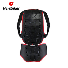 HEROBIKER Motorcycle Armor Vest Chest Back Body Armor Motocross Protective Gear Motorcycle Vest Motocross Racing Body Protector