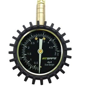 Image 3 - 2 in 1 Machinical Car Tire Deflator Gauge 0 70 PSI/0 5 Bar 4X4 Large Offroad Tires With Valve Tools Glow in the Dark