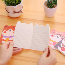 Cute Kawaii Style Compact Paper Kid's Notebook