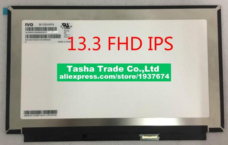 """Lenovo P//N 5D10M42877 710S-13IKB 710S-13ISK 13.3/"""" FHD LCD LED Screen Display New"""