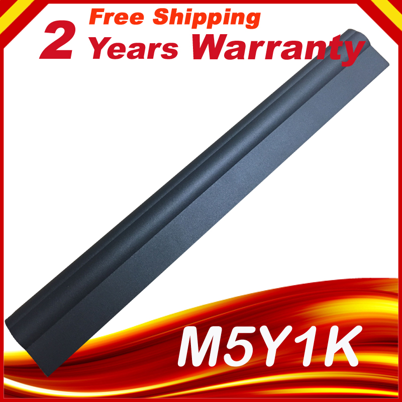 все цены на Original M5Y1K Battery For Dell Inspiron 14 15 3000 series 5551 5555 5558 5758 Vostro 3458 3558 3559 3451 3459 3551