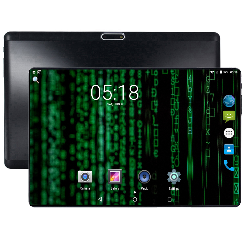 Free Shipping Android 8.0 Octa Core 10 Inch Tablet Pc 4GB RAM 64GB ROM 5MP WiFi 4G LTE Phone Tab IPS 1280*800 Game Tablet 10.1
