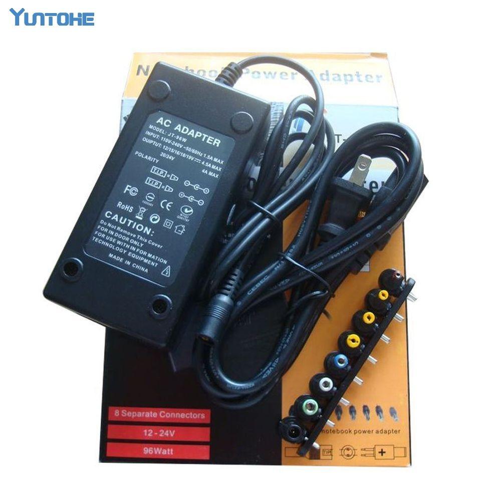 ขายส่ง 96 วัตต์ Universal แล็ปท็อป Notebook Ac Charger อะแดปเตอร์ US/EU/UK/AU plug 10 ชิ้น/ล็อต-ใน ที่ชาร์จ จาก อุปกรณ์อิเล็กทรอนิกส์ บน AliExpress - 11.11_สิบเอ็ด สิบเอ็ดวันคนโสด 1