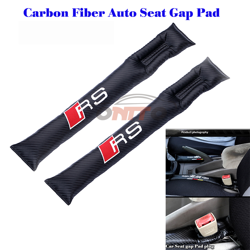 For RS Carbon fiber Seat crevice Leak-proof plug Stick filling for A1 A2 A3 A4 A5 A6 A7 A8 Q1 Q3 Q5 Q7 TT R8 S RS