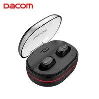 DACOM K6H True Wireless Earbuds Mini TWS Bluetooth Earphone Headset Stereo In Ear Earpod With Charging