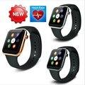 2016 Новый Bluetooth Smart Watch A9 поддержка Apple iPhone ios Android Телефон с Heart Rate monitor looks like apple watch