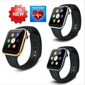 2016 New Bluetooth Smart Watch A9 support Apple iPhone ios Android Phone with Heart Rate monitor looks like apple watch