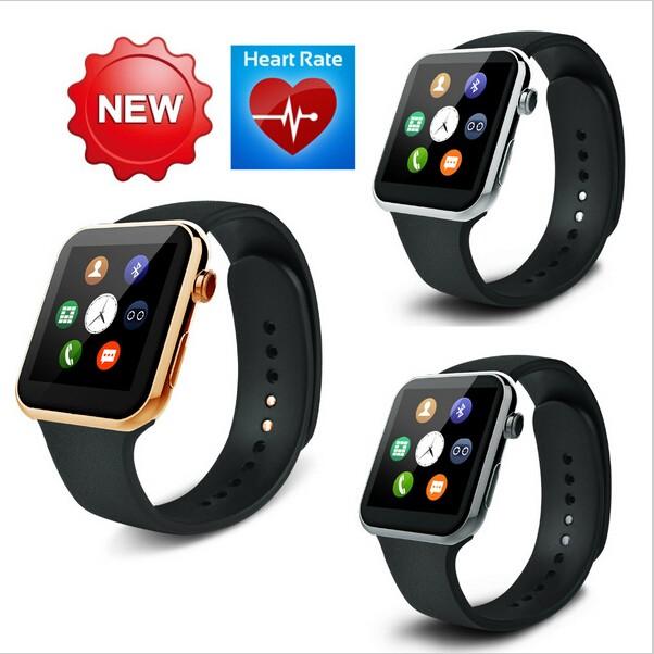 Prix pour Smart Watch A9 avec moniteur de Fréquence Cardiaque Bluetooth Connectivité Apple & Android Téléphone soutien Coréenne, Hébreu, Japonais Multi langues