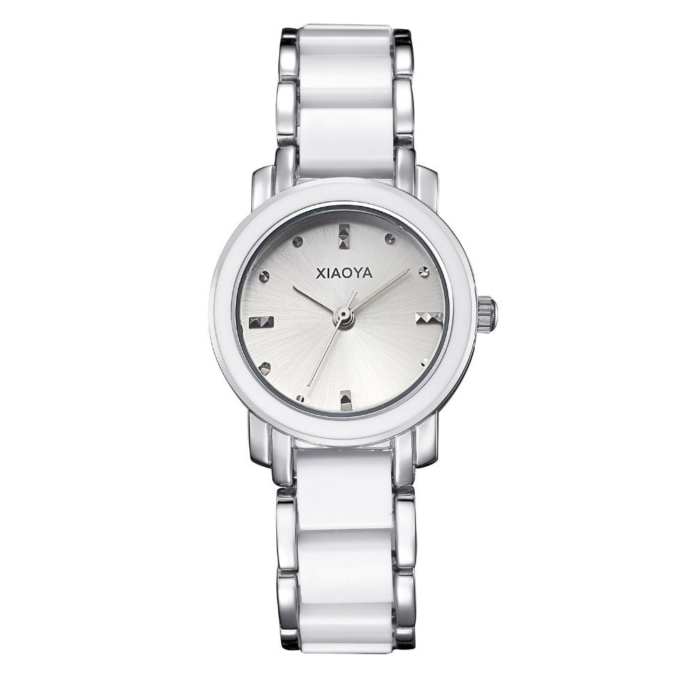 XIAOYA Top silicone Brand Ladies Dress Watch Erkek saat Casual Women s watches Female Wrist watches