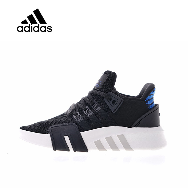 newest 1c98b 7ad5a US $107.07 57% OFF|Adidas EQT Bask ADV Original Women Running Shoes  Breathable Sports Sneakers DA9534 AD9537 CQ2994 AC7354-in Running Shoes  from ...