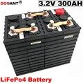 Бесплатная доставка 3.2в 300ач LiFePo4 литиевая батарея для хранения солнечной энергии 12 в 24 в 36 в 48 в 72 В литиевая батарея 3 2 В