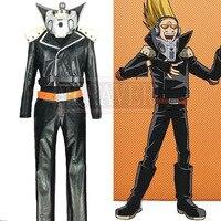 Anime Boku no Hero Academia My Hero Academia Present Mic Cosplay Costume Custom Made Any Size