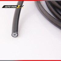 Corrida de mangueira de freio teflon motocicleta mangueira de freio trançado hidráulico linha de mangueira de montagem banjo id da mangueira: 3.2mm od: 7.5mm 1 metro da venda|Linhas de freio|Automóveis e motos -