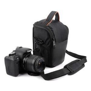 DSLR камера сумка Фото чехол для Panasonic Lumix DMC LX7 LX100 LZ20 LZ35 GF8 GF7 GF6 Canon 750D 1300D 1100D 1200D 80D 70D T3i T4i