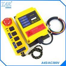 Voor Industriële A4S/AC380V Draadloze
