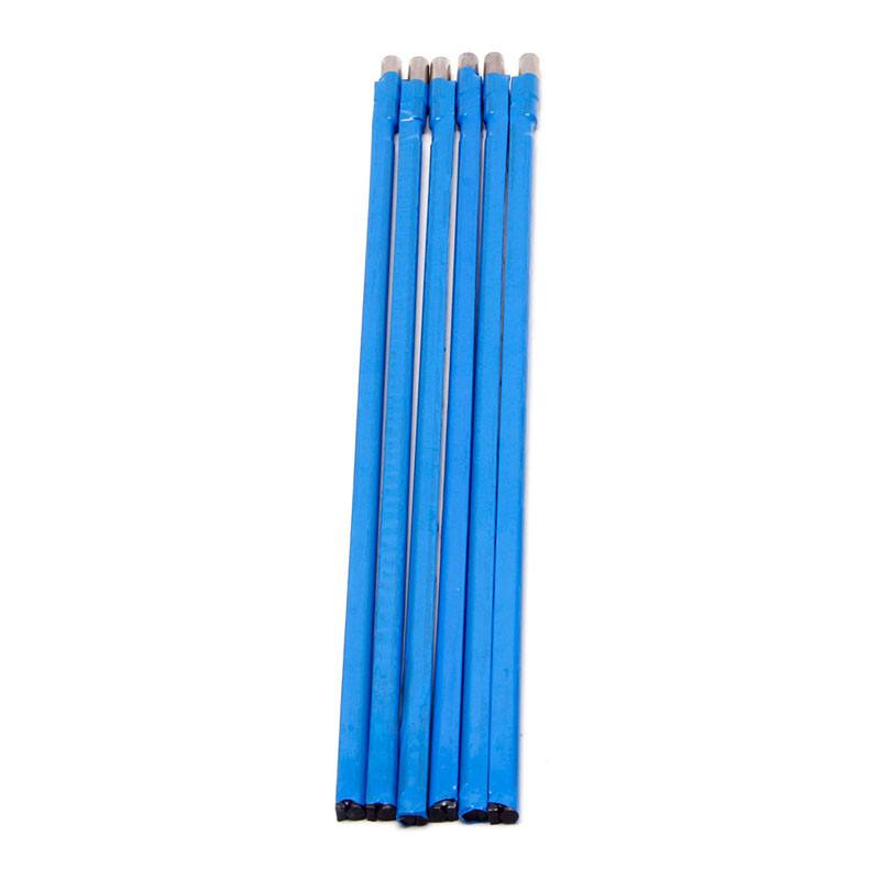 6Pcs Blue Steel Double Truss Rod For Electric Guitar Luthier Two Way Adjustment Guitar Processador Accessories 6pcs steel double truss rod for electric guitar luthier two way adjustment