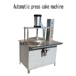 YBJ-200 automatyczna maszyna naciśnij ciasto okrągłe jajko naleśnik naciskając piec maszyna do dużych komercyjnych maszyny 380 V/220 V 1 pc