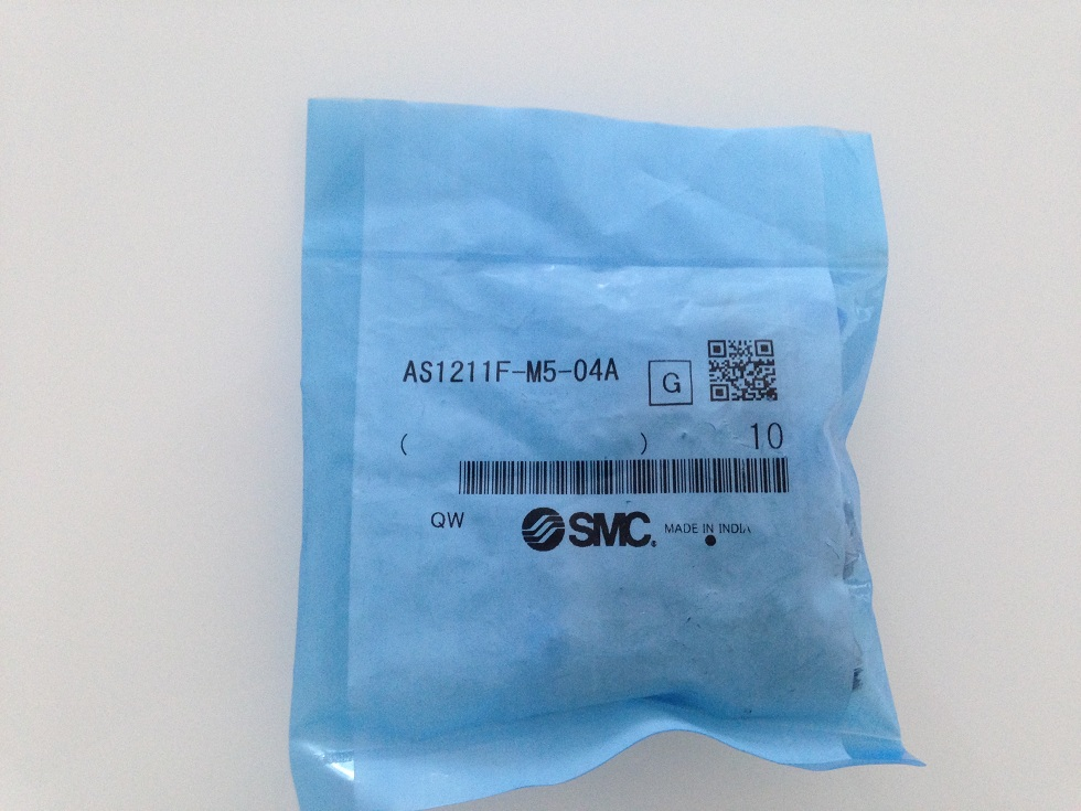 BRAND NEW JAPAN SMC GENUINE SPEED CONTROLLER AS1211F-M5-04 brand new japan smc genuine speed controller as1001fg 04