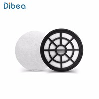 Hepa Filter For Dibea F6 2 In 1 Wireless Vacuum Cleaner Upright Stick And Handy Vacuum