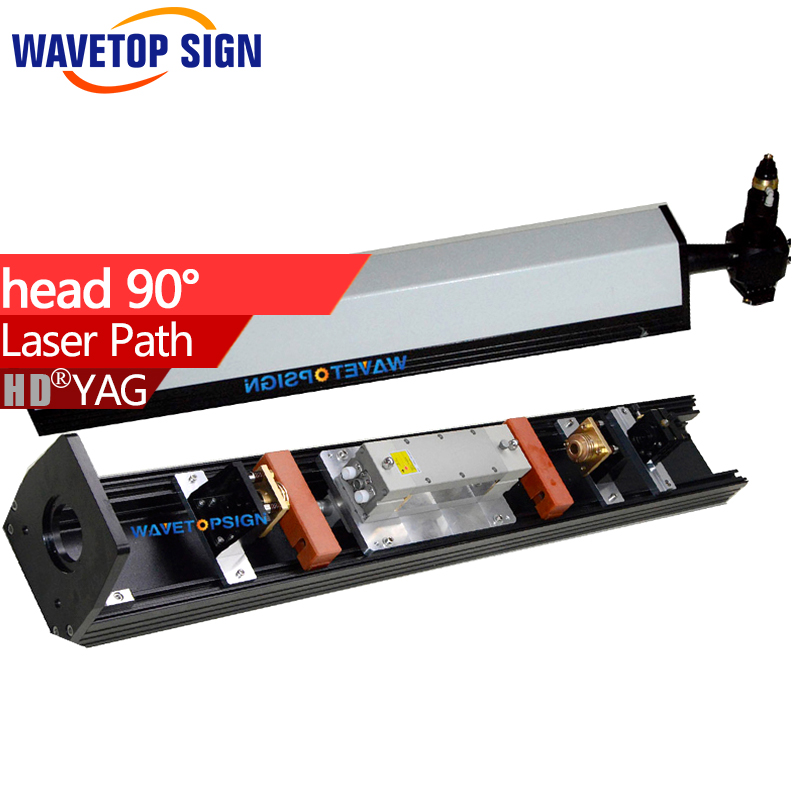 yag laser welding machine laser path +laser head+gold Cavity+crystal 7*165mm laser head kss 123a