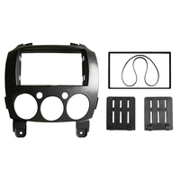 Car Stereo Fascia Dash Panel Frame Trim Bracket Kit For Mazda 2 2010 Dashboard