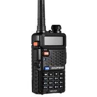 "dual band vhf uhf 100% מקוריים Baofeng F8 + שדרוג שני שוטרי Talkie Walkie Way רדיו Pofung Dual Band החיצוני Long Range VHF UHF Ham מקמ""ש (3)"