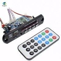 APP Control Bluetooth 4.0 MP3 Decoding Board Module TF Card Slot USB FM APE FLAC WAV WMA Decoder Board KIT Digital LED new good