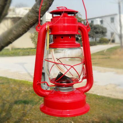 31cm Nostalgic classic old fashioned kerosene lamp vintage lantern wild emergency light Wick Lamp цена