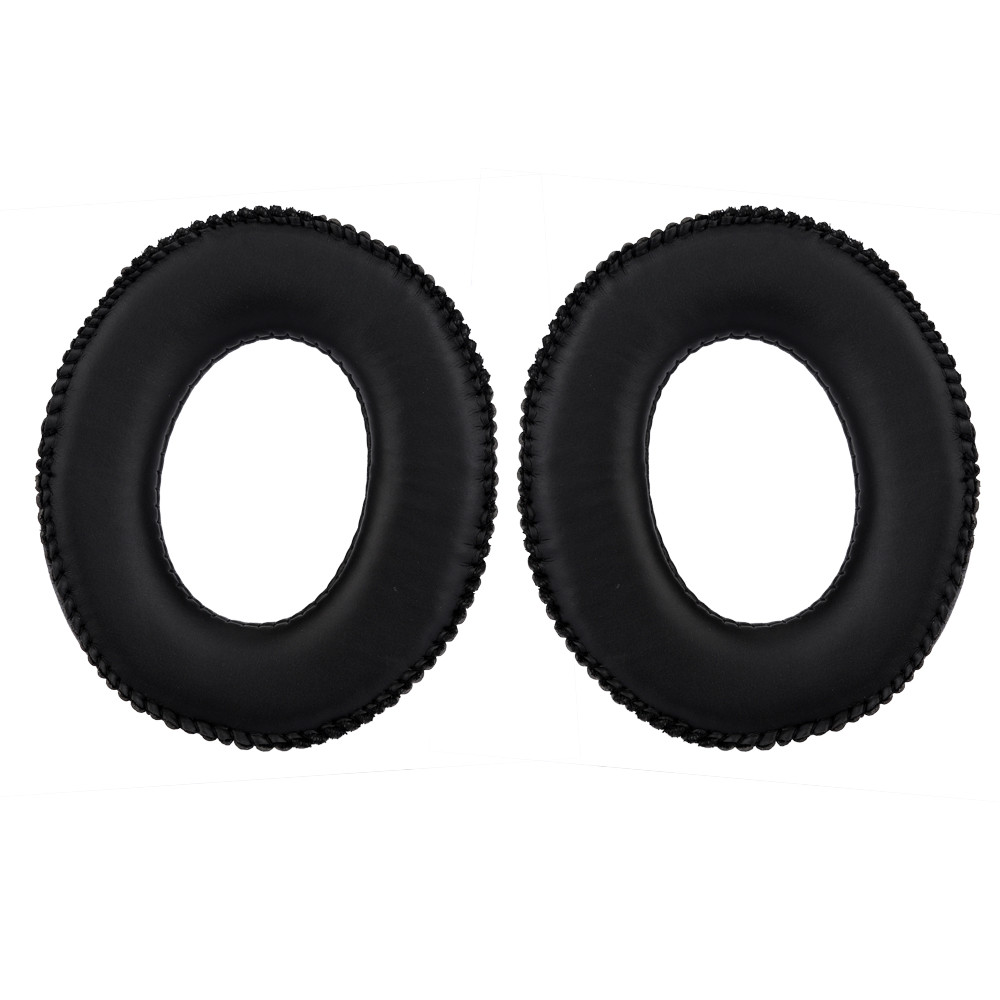 Top Quality 1 Pair Replacement Ear Pad Cushion Earpads W Tape for AKG K44 K55 K66 K77 K99 Headphones #ET844