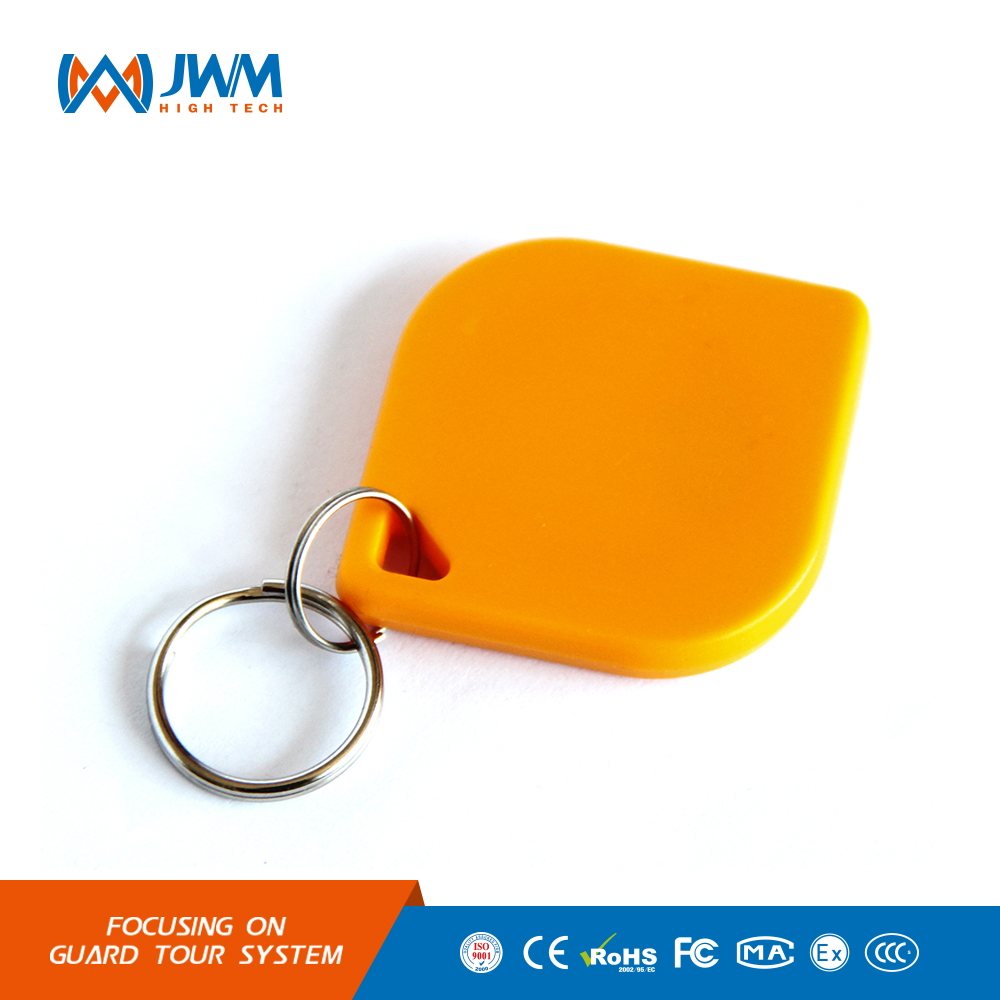 JWM RFID Tags 125KHz For Guard Tour Checkpoints For 22 Pieces With One USB Cable