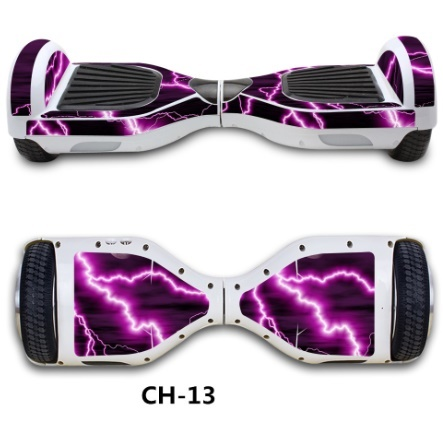 где купить 6.5 inch Electric Scooter Sticker Hoverboard gyroscooter Sticker Two Wheel Self balancing Scooter hover board skateboard sticker дешево