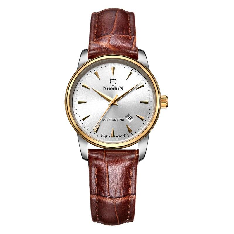 New Arrival Quartz Watch Women Fashion Quartz Watch Water Resistant Leather Watch Straps For Women German