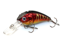 14G 85MM Fishing Lures Minnow 2 Jointed rock Crank Bait Crankbait Bass Treble Hook Swing lure baits wobblers pesca Lifelike