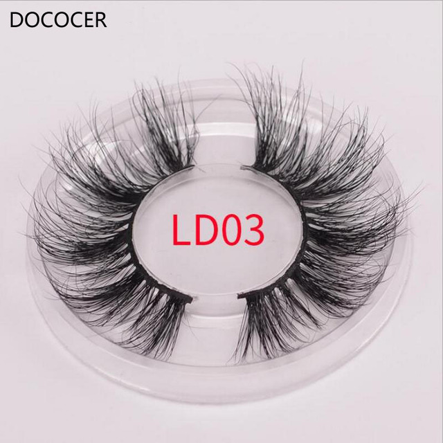 0ec2d20a9ca 25mm long 3D mink lashes extra length mink eyelashes Big dramatic eyelashes  100% Cruelty free