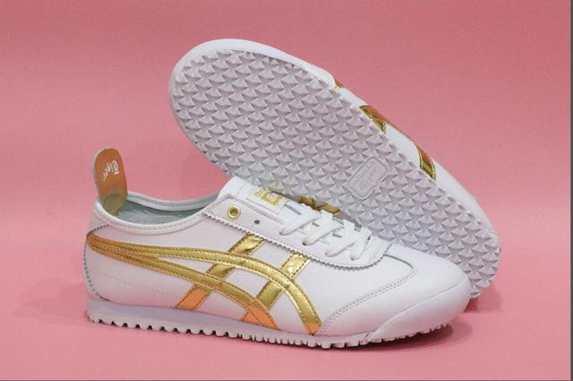 the best attitude 3c234 dd6a5 US $46.78 10% OFF 2018 ONITSUKA TIGER Gel Mid Runner Men women Mesh  Breathable Sport Shoes badminton shoes Height Sneakers Light Comfort size36  44-in ...