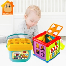 Multifunctional Musical Toys Toddler Baby Box Music Electron