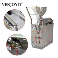 YT 206 Pneumatic Parts Automatic Weighing And Packing Filling Paste and Quantitative Liquid Packaging Machine Three side Seal