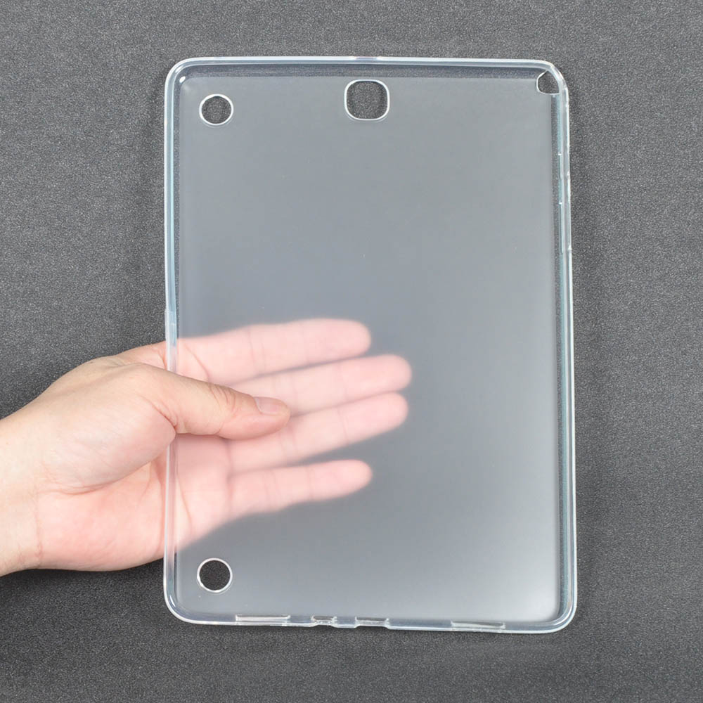 Funda Stylus Tablet Galaxy Tab Soft T550 Samsung P555 Tpu-Cover For T555 T551 P550