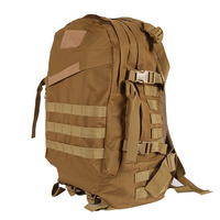40L Molle 3D Tactical Backpack Outdoor Shoulder Bag Riding Bag Hiking Sport Camping Mountain Hiking Men