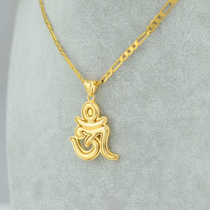 Anniyo wholesale yoga jewelryom necklace india symbolmandala art anniyo wholesale yoga jewelryom necklace india symbolmandala art pendant necklace chain 1824 gold color women men in pendant necklaces from jewelry aloadofball Gallery