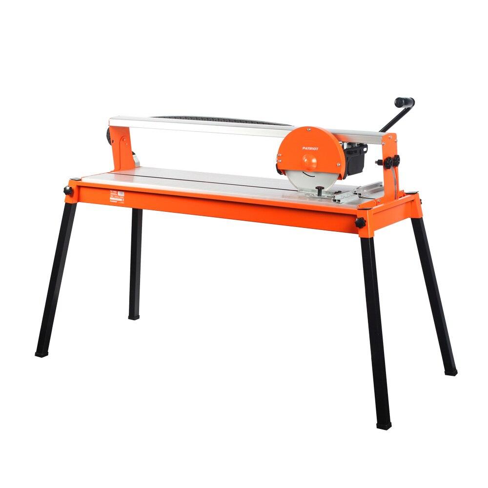 Tile electric table PATRIOT TC 900 (no load speed 2950 rev/min, angle adjustment tilt up 45˚) electric table tile denzel 96505