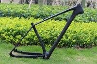 NEW mca MTB Bike 29er Carbon Frame ,142 x12mm thru axle or 135x9mm QR MTB carbon frame 29ER size 15.5/17/18.5/20 in stock