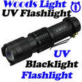 Wood Lamp for Skin Detector UV Magnifying Analyzer Beauty Facial SPA Salon Equipment For Human And Pets uv flashlight Blacklight
