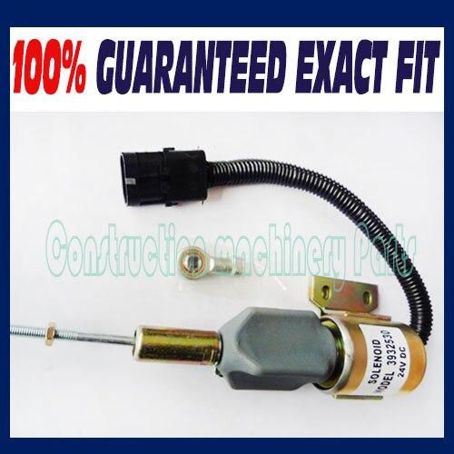 fuel shut off solenoid wiring harness fuel shutdown solenoid, shut off solenoid 3932529 12v sa ... #8