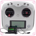 FlySky FS-I6S Пульт дистанционного управления FS i6s 2.4 Г 6ch Радио Передатчик + Приемник для RC Мультикоптер Мультикоптер Drone iA6b