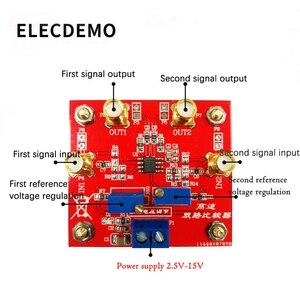Image 2 - TLV3702 מודול הכפול Nanowatt כוח קומפרטור להשוואה במהירות גבוהה נמוך אספקת הנוכחי 8us משיחת הדגמת לוח