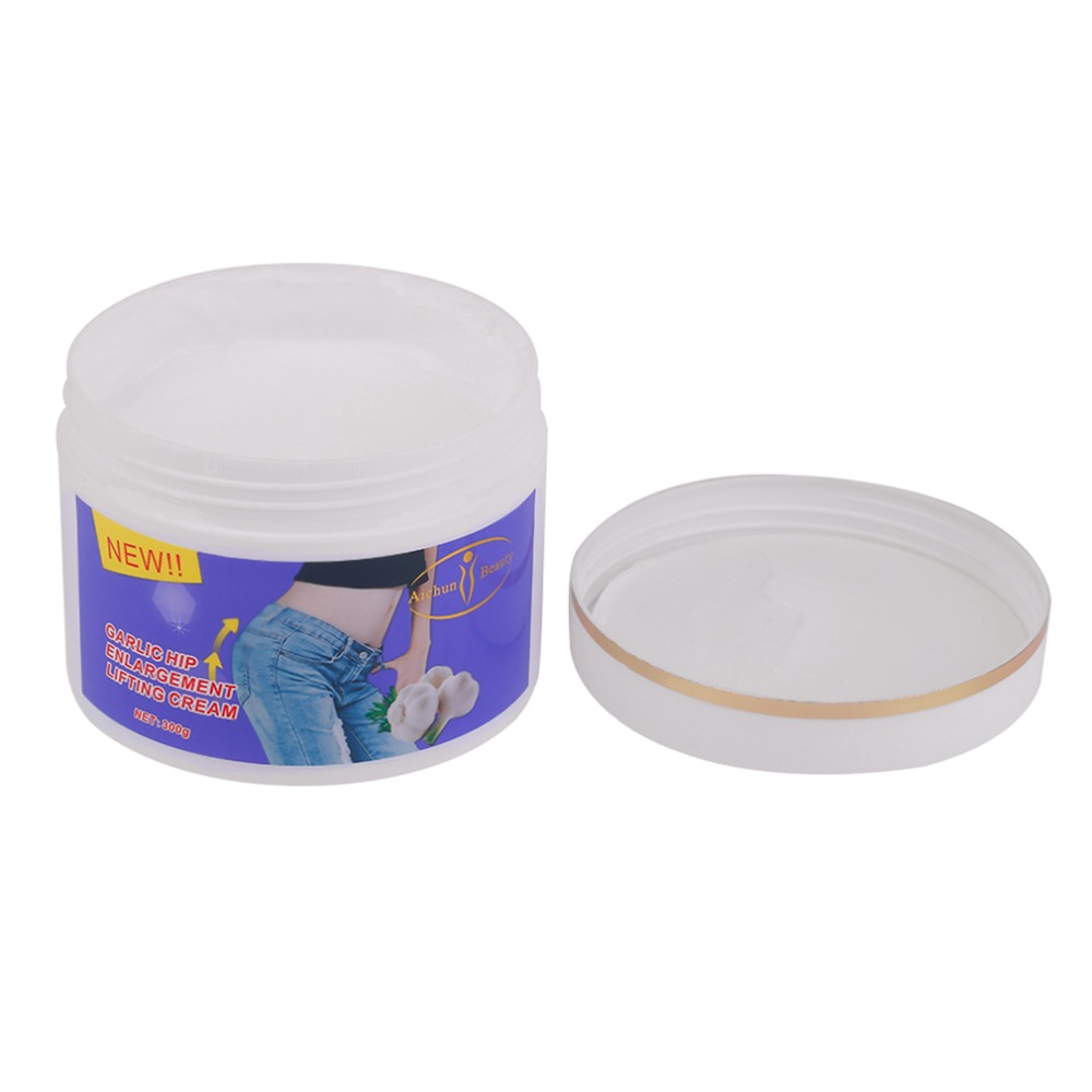 Aichun Women Body Shaper Garlic Type Cream Set 300G Hip Lift Massage Cream + 40G Body Slimming Hip Lifting Soap Set Top quality women butt lift enhancer bum booster body tummy control boyshorts shaper
