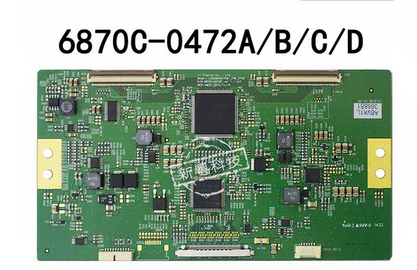 все цены на  T-COn 6870C-0472D 6870C-0472A 6870C-0472B 6870C-0472C logic board FOR SCREEN  онлайн